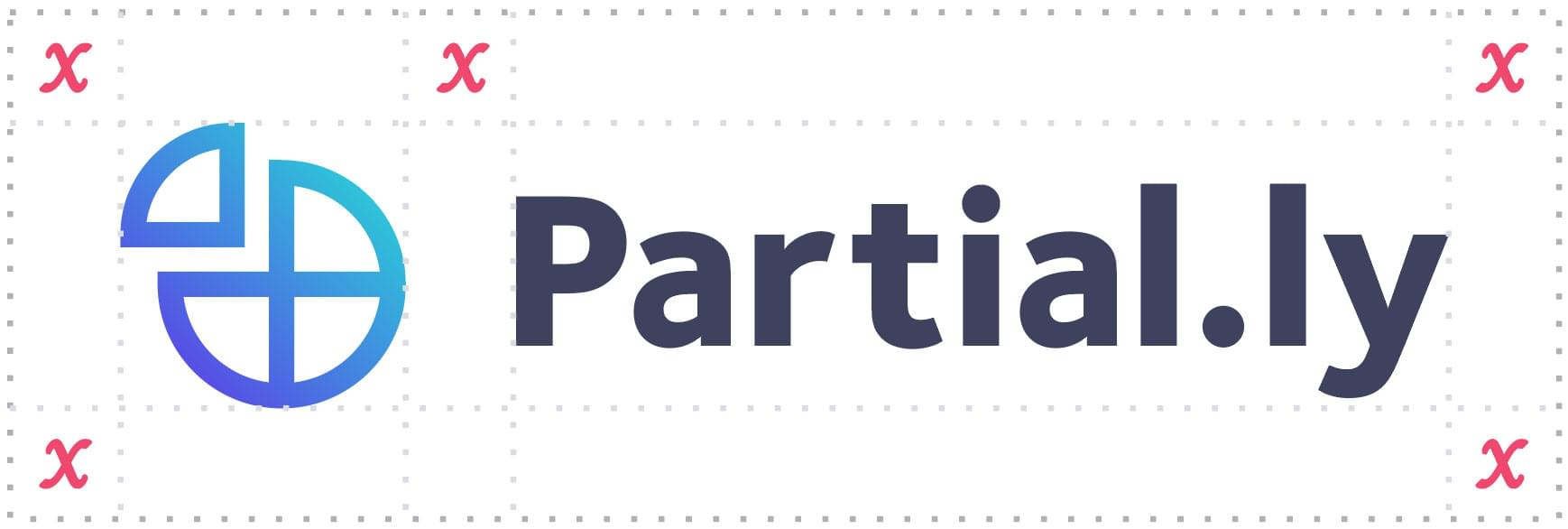 Partial.ly Logo Spacing